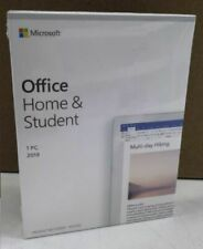 MICROSOFT OFFICE HOME AND STUDENT 2019 DVD WINDOWS 10 RETAIL PACKAGE