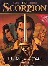 Scorpion 1 EO avec cahier croquis TBE Marini
