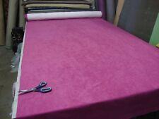 10 M Corsica Baby Rosa Designer Tende Tappezzeria Stoffa £ 2.99/metro