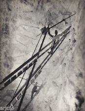 "Héliogravure - 1935 - ""Stygian Flight "" - Harold Haliday Costain"