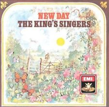John David, Peter Christie, Cy C, The Kings Singers - New Day, Excellent