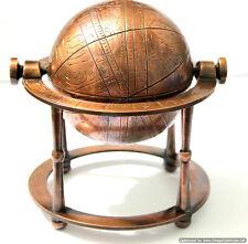 Brass Cooper Armillary Sphere - Nautical Decorative Globe-
