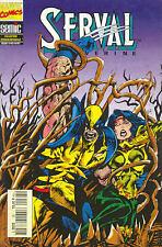 Comics Fr SEMIC SERVA WOLVERINE ALBUM N° 10 (28,29,30)