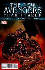 New Avengers #14 Comic Book Fear Itself - Marvel