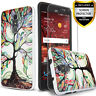 For ZTE Grand X4 Phone Case, Shockproof Cover+HD Screen Protector+Stylus