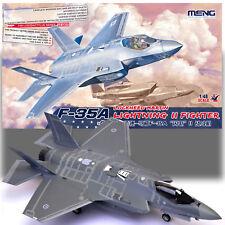 MENG 1/48 LOCKHEED MARTIN F-35A LIGHTNING II FIGHTER KIT LS-007