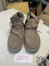 Robert Wayne Collection Men's Blake Brown Suede Shoes Ankle Boots Sz 13