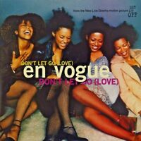 EN VOGUE : DON'T LET GO (LOVE) - [ CD SINGLE ]