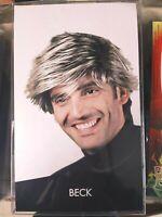 """Perruque Homme Mèches Blondes """" Beck """" Accessoire Déguisement"""