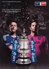 * 2010 FA CUP FINAL PROGRAMME - CHELSEA v PORTSMOUTH *