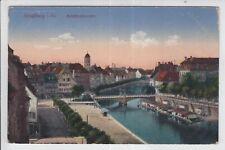 AK Strasbourg, Strassburg, Schiffleutsstaden 1916 Feldpost aus Zabern