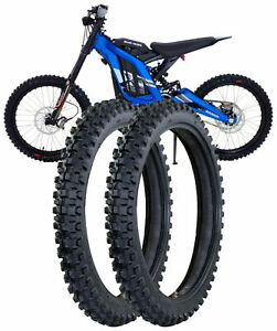 NEW SUR RON ELECTRIC DIRTBIKE OFF ROAD TYRE 70 100 19 Cst 1 Tyre Only
