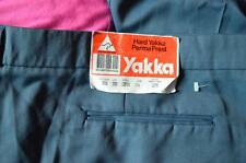 mens pants new with tags by hard yakka size 127s