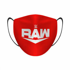 WWE RAW Face Mask *NEU* Maske Gesichtsmaske