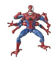 "Doppelganger Spider-Man Marvel Legends Molten Man series 6"" loose action figure"
