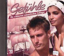 Gefühle (20) + Die schönsten romantischen Schlager + Top Album 18 Evergreens +