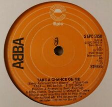 """Abba : Take A Chance On Me : Vintage 7"""" Vinyl Single from 1977"""