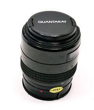 Quantaray AF 28-70mm f/3.5-4.5 MC lens for Minolta Maxxum and Sony Alpha