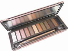 Makeup Eye Shadow Eyeshadow shimmer metallic set Palette Brush 12 Color #2