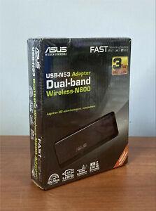 Asus USB-N53 Adapter Dual-band Wireless-N600