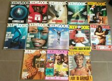 lot magazine NEWLOOK année 90 NEW LOOK  ÉROTIQUE VINTAGE SEXY