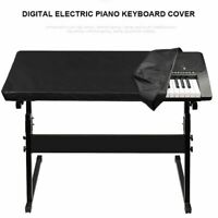 Keyboard Cover Dustproof Protections Durable Foldable For 88 61 Key Piano Organs