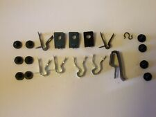 CHEVROLET CHEVELLE 1970 NOSR BRAKE LINE CLIP AND BOLT SET