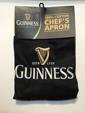 New Guinness Apron In A Design Of A Pint With Adjustable Neck Strap. (1355)