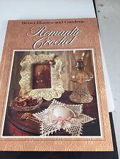Crochet Romantic Lace From Better Homes & Garden - Hardback, 1991