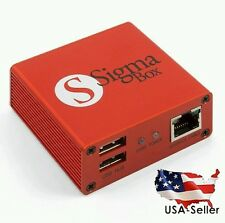 SIGMA BOX MULTIBRAND UNLOCK, FLASH, FRP.