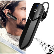 Bluetooth Headset Wireless Earphone for iOS Samsung S10 S9 S8 A5 A10e A50 A70 LG