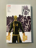 Immortal Iron Fist Complete Collection Vol 1 TPB (2013 Marvel) Brubaker Fraction