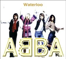 ABBA ‎– Waterloo ( CD - Album )