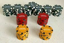 SOUTHERN COMFORT POKER CHIPS X 102 - CARDS CHIPS CASINO BEER HOME BAR PUB