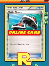 2x Roller Skates for Pokemon TCG Online ( DIGITAL ptcgo in Game Card)