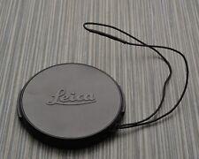 Leica E39mm Black Front Lens Cap (#1155)