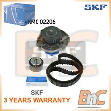 SKF WATER PUMP & TIMING BELT KIT FOR FIAT LANCIA OEM VKMC02206 55233759