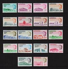 Antigua - 1969 Perf. 13 1/2 Definitive set
