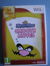 JEU WII WARIO WARE SMOOTH MOVES