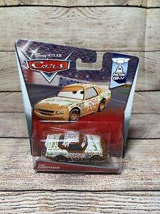 Disney Pixar Cars Greg Candyman Tach-O-Mint NO. 101 Piston Cup Rare Mattel CDP39