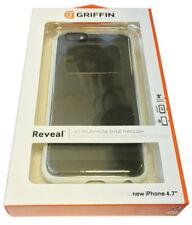 Fundas y carcasas transparentes Para iPhone 6 color principal blanco para teléfonos móviles y PDAs
