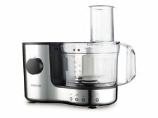 Kenwood FP126 Compact Food Processor, 1.4 Litre in Chrome and Black