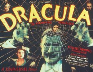 16mm Feature Film Dracula 1931 Bela Lugosi 16mm Classic Nice print