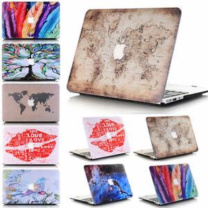 Cut Out Design Hard Case Cover Keyboard Skin for Macbook Air 13 A1369 A1466