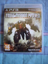 Front Mission Evolved - Ps3 - Nuevo Precintado - Edicion España - Playstation 3