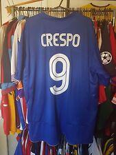 Chelsea Football Shirt 2005/06 Home XL ~ Crespo 9 Champions League