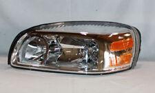 TYC 20-6676-00-1 Headlight Light Lamp Left Driver LH Side New Lifetime Warranty