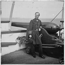 American Civil War Charleston South Carolina USS Pawnee Rear Admiral Dahlgren