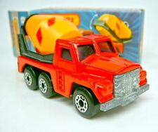 Matchbox SF Nr. 19C Cement Truck rot rare lila Scheiben top in Box