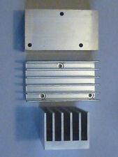Aluminium Alu Kühlkörper 75x41x34 - Kühler Heatsink Transisitoren Endstufen LED